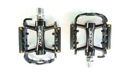 Pedales Aluminio MTB Neco Ruleman Negro