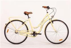 Bicicleta Raleigh 700C Classic Bajo Shimano 3V. Interno Crema Talle 17