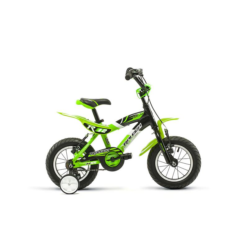 Bicicleta Raleigh MXR Rodado 12 Verde