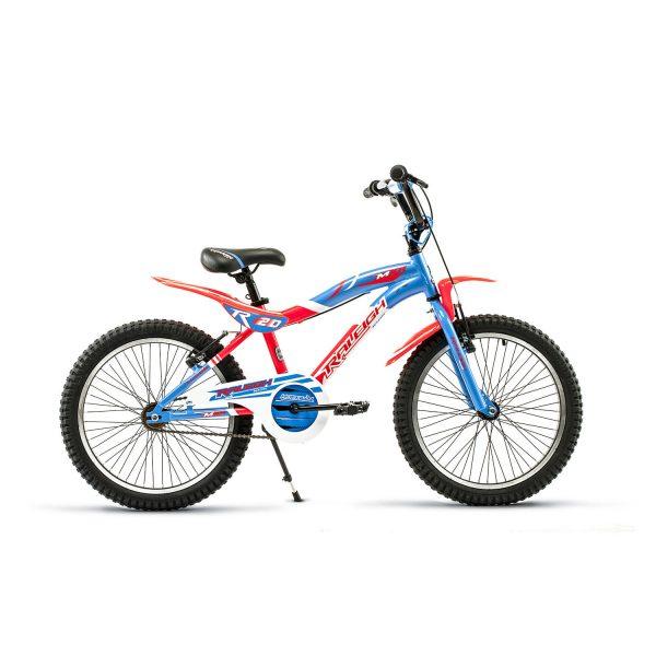 Bicicleta Raleigh MXR Rodado 20 Azul Roja New 2019