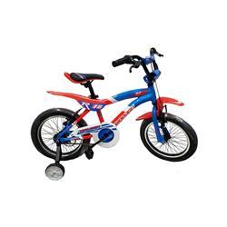 Bicicleta Raleigh MXR Rodado 16 Azul Roja New 2019