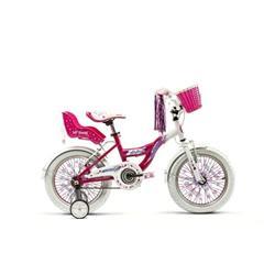Bicicleta Raleigh Lilhon Rodado 16 ROSA