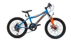 Bici Raleigh ROWDY Rodado 20 Azul Naranja