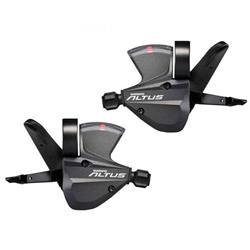 Par Palancas Cambios Shifter Shimano ALTUS SL M2000 27 Velocidades