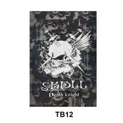 CUELLOS TERMICOS BUFF SKULL (TB12)