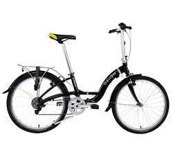 Bicicleta Dahon BRIZA Rodado 24 Negra Verde