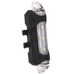 Luz Led Delantera BLANCA USB 5 Led - 4 func (918)