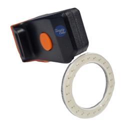 Luz Led TRASERA USB Circulo Recargable