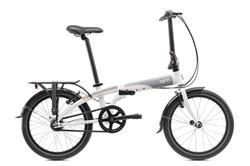 Bicicleta Tern Link D7i Blanco & Gris