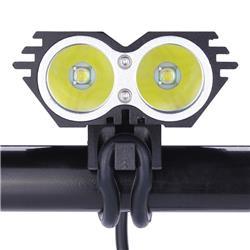 Luz Delantera 1600 Lumens con Bateria