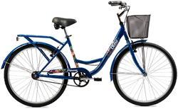 Bicicleta Olmo Primavera 265 Rodado 26 Azul