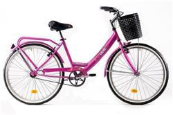 Bicicleta Primavera 265 Rodado 26 Violeta