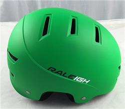 Casco Raleigh SK1 Urban Verde TALLE L