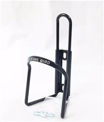 Porta Caramañola Aluminio Negro