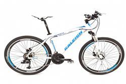Bicicleta Raleigh Mojave 4.5 Blanca Azul T20 New2020