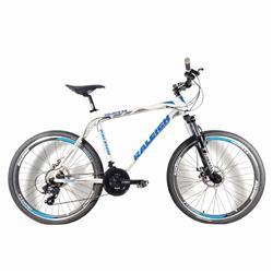 Bicicleta Raleigh Mojave 4.5 Blanca Azul T18