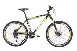 Bicicleta Raleigh Mojave 4.5 Negro Verde T18 New2020