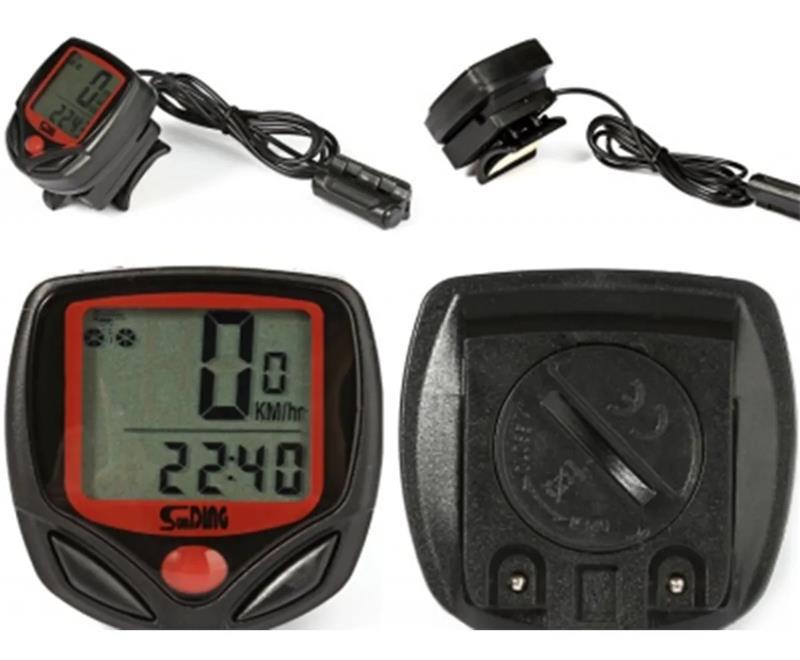 Computadora Velocimetro 15 Funciones - Waterproof