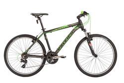 Bicicleta Raleigh Mojave 2.0 Negro con Verde Talle 20