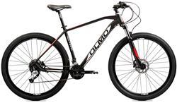 Bicicleta Olmo All Terra Pro 29+Disc Rodado 29 Talle 20 Negro Rojo