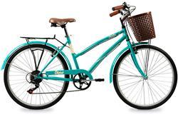 Bicicleta OLMO Amelie RAPIDE R26 VERDE