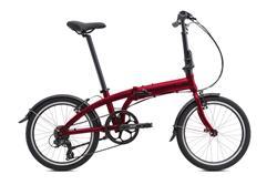 Bicicleta Tern Node C8 Roja 2017