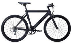 Bicicleta ROJI by Tern RIP Fixie Negra 500