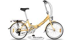 Bicicleta Aurora Classic Beige New 2019