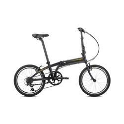 Bicicleta Tern Link A7 Mango con Guardabarros y PORTAPAQUETES