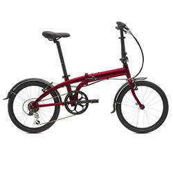 Bicicleta Tern Link B7 RED New Edition con Guardabarros