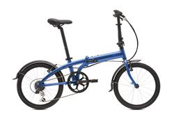 Bicicleta Tern Link B7 BLUE NEW con Guardabarros
