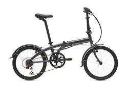 Bicicleta Tern Link B7 GUN METAL NEW con Guardabarros