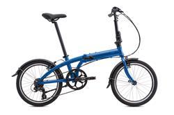 Bicicleta Tern Link A7 Dark Blue NEW con Guardabarros