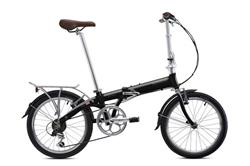 Bicicleta Bickerton Junction 1307 Black Rodado 20
