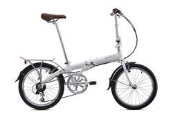 Bicicleta Bickerton Junction 1307 Blanco Rodado 20