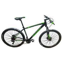 Bicicleta Raleigh Mojave 4.0 Rodado 29 Negra Verde Talle 17