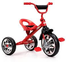Triciclo Bfun Playero Rojo