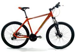 Bicicleta MTB Firebird Talle 20 Rodado 27.5 Naranja Fluor