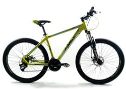 Bicicleta MTB Firebird Talle 20 Rodado 27.5 Verde Fluor