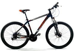 Bicicleta MTB Firebird Talle 20 Rodado 27.5 Negro Naranja