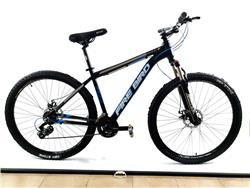 Bicicleta MTB Firebird Rodado 29 Talle 18 Shimano Negro Azul