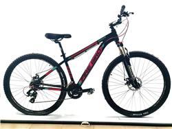 Bicicleta Firebird Rodado 29 Talle 16 Blanco Rosa Agua