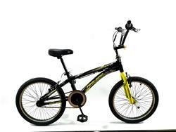 Bicicleta Freestyle Firebird Rotor 2020 Negro con Verde
