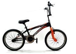 Bicicleta Freestyle Firebird Rotor 2020 Negro Naranja
