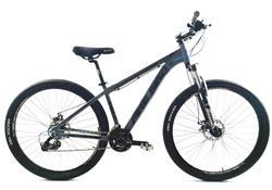Bicicleta Firebird Rodado 29 Talle 16 24 Vel Gris Negro