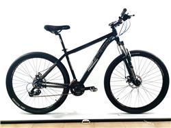 Bicicleta Firebird Rodado 29 Talle 18 24 Vel Negro Blanco Gris