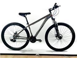 Bicicleta Firebird Rodado 29 Talle 16 24 Vel Gris Rojo Blanco