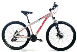 Bicicleta Firebird Rodado 29 Talle 16 DAMA 24 Vel Blanco Rosa