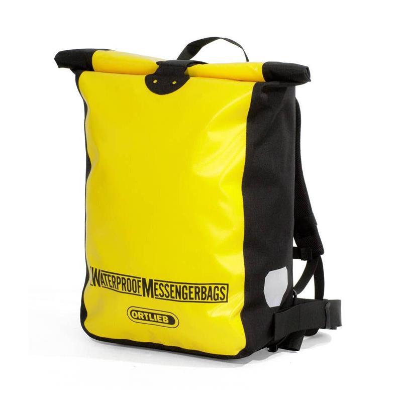 Bolsa Ortlieb Messenger Bag YELLOW BLACK
