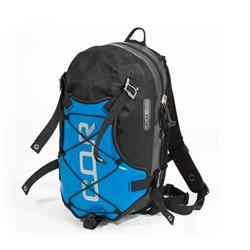 Mochila Ortlieb COR 13 BACK PACK OCEAN BLUE BLACK